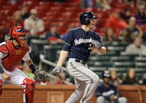 Lyle Overbay - UPI/Bill Greenblatt