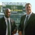 Ahman Green & Ken Ruettgers / Photo Courtesy of WLUK-Fox 11