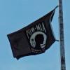 POW-MIA flag atop the state Capitol building (PHOTO: Jackie Johnson)