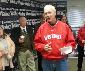 U.S. Sen. Ron Johnson (WRN Photo)