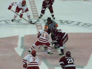 Badger women's hockey