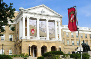 Bascom Hall (Photo: UW-Madison)