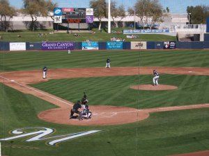 Brewers Spring Training
