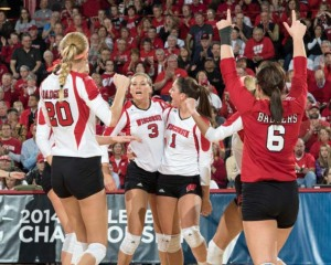 Badgers Rock the UW Fieldhouse / PHOTO:  U of Wisconsin / UWBadgers.com