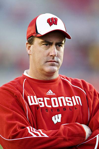 Paul Chryst named new Wisconsin football coach - Wisconsin ...
