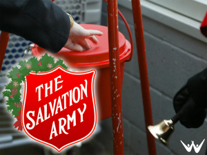 Salvation Army Red Kettle (PHOTO: Salvation Army)