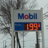 Average Wisconsin gas prices fall below two dollar mark