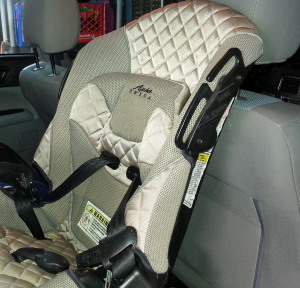 Car safety seat (Photo: WRN)
