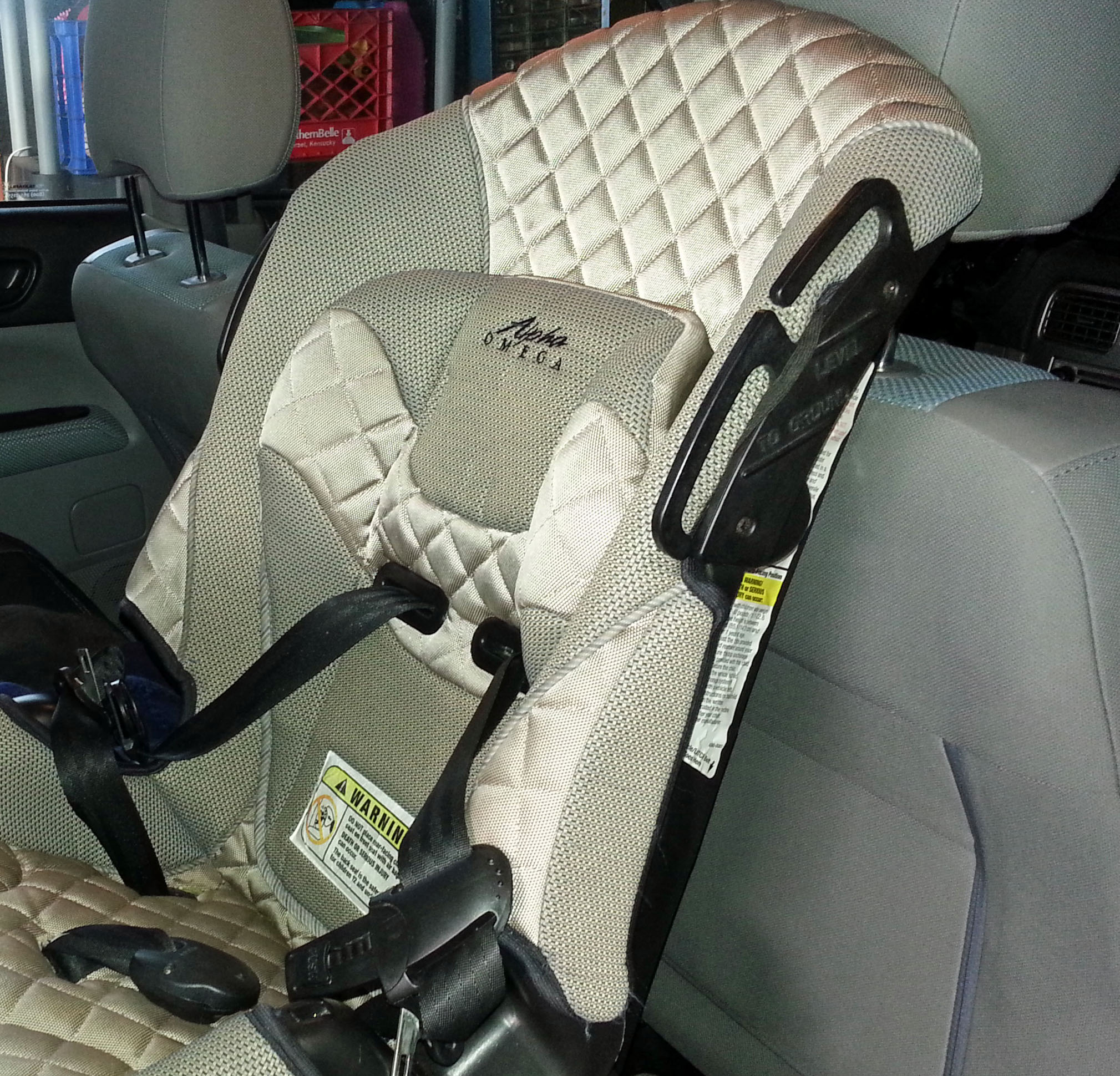 Car Safety Seat Photo WRN