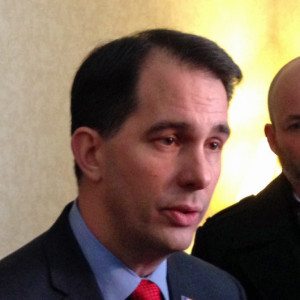 Gov. Scott Walker (Photo: WRN)