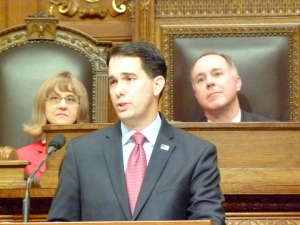Gov. Scott Walker (Photo: Jackie Johnson)