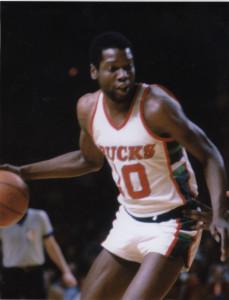 Bob Dandridge - Photo Courtesy of the Milwaukee Bucks
