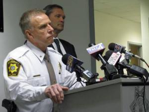 Fond du Lac County Sheriff Mick Fink (Photo: Bob Nelson)