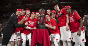 2015 Big Ten Champion Wisconsin Badgers
