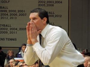 St. Norbert coach Gary Grzesk