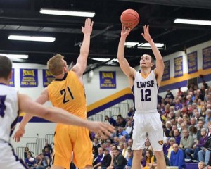 Stephen Pelkofer - Photo: Courtesy of UW-Stevens Point Athletics.