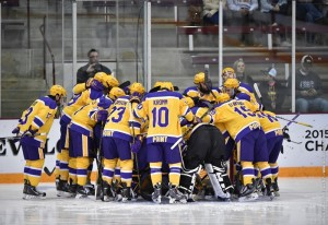 UW-Stevens Point hockey - Photo: UWSP Athletics