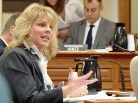 DNR Secretary Cathy Stepp