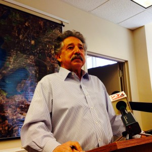 Mayor Paul Soglin (PHOTO: WRN)