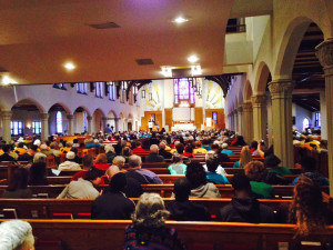 Bethel Lutheran Church (WRN photo)