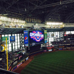 Opening Day at Miller Park (WRN photo)
