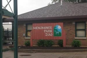 Menominee Park Zoo in Oshkosh.