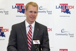 Amherst native Eric Konkol hired as head basketball coach at Louisiana Tech.
