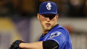 Tyler Wagner - Photo Courtesy of MLB.com