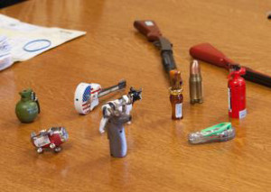 Examples of novelty lighters. (Photo: WI Legislature)