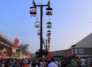 Grandstand Avenue (Photo: WI State Fair)