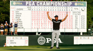 Jason Day - Photo courtesy of PGA Tour/Jamie Squire (Getty Images)