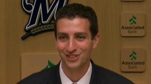 David Stearns: Photo by Jeff Miller