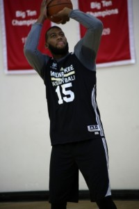 Greg Monroe - Photo Courtesy of the Milwaukee Bucks