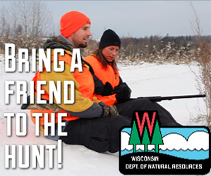 Wisconsin dnr exploring new ways to attract hunters for Wisconsin dnr fishing license online