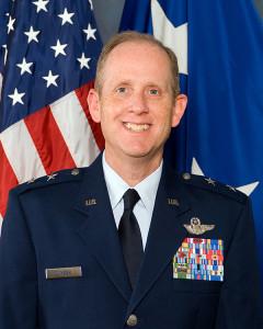 Major General Don Dunbar