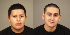 21-year-old Eric Salazar-Mota (left) and 23-year-old Sergio Ortiz-Raygoza (right)