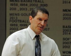 St. Norbert head coach Gary Grzesk