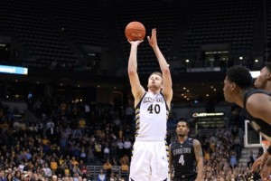 Luke Fischer - Photo Courtesy of Marquette Athletics