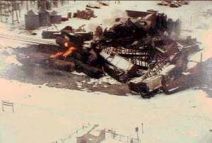 Weyauwega derailment IMAGE: Wikipedia