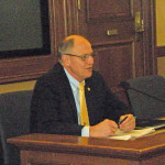 Litscher cites need for more prison space