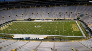 Lambeau Field - Vikings