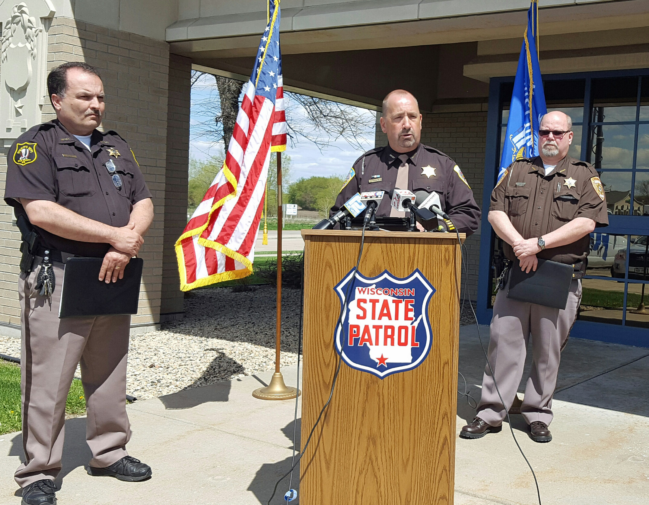 Victim in Sauk County interstate shooting appears to have been picked at random