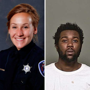 Officer Stephanie Wiener, Marcus Felton (Appleton Police Department).