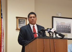 Dane County District Attorney Ismael Ozanne  (Photo: Andrew Beckett)