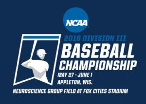 NCAA D-3 Baseball (Appleton)