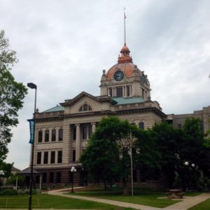 Brown County Courthouse WRN photo