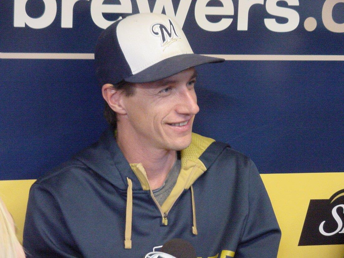 Davies struggles in Brewers loss to the Dodgers (AUDIO)