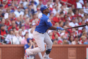 Jorge Soler  Photo by Bill Greenblatt/UPI