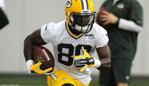 Ty Montgomery returns to practice.