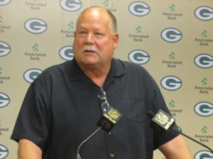 Former Packers Head Coach Mike Holmgren